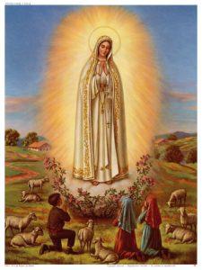 ファティマ聖母