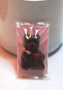 くまチョコレート
