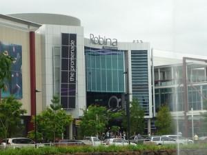 ロビーナタウンセンター
