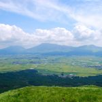 JAL嵐のCMのロケ地の場所はどこ?九州旅行は熊本県阿蘇市の大観峰?