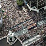 リオ五輪の凱旋パレードの交通規制の時間は?混雑や解除時間を調査!