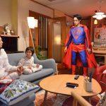 スーパーサラリーマン左江内氏の衣装!小泉今日子の部屋着のブランドは?